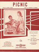 Picnic Sheet Music Cover